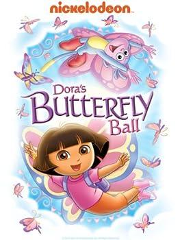 Dora the Explorer  Butterfly Ball