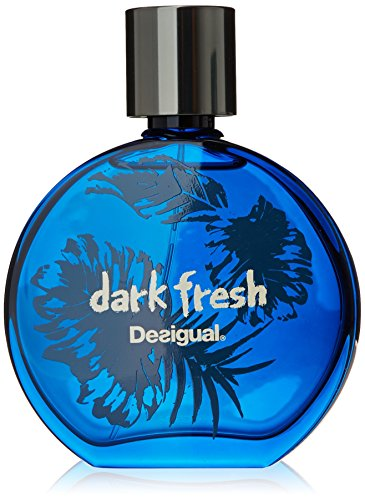 Desigual Dark Fresh EdT Man, 1er Pack (1 x 100 ml)