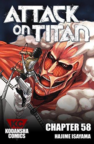 Attack on Titan #58 (English Edition)