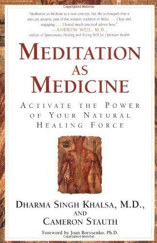 Meditation as Medicine