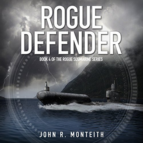 Rogue Defender audiobook cover art