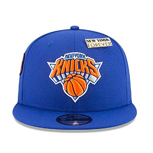 New Era 9FIFTY New York Knicks Cap blau Einheitsgröße