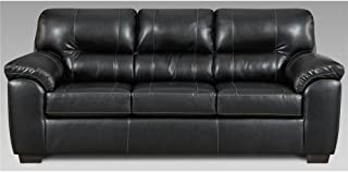 Chelsea Home Sleeper Sofa in Austin Black