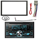 Kenwood DPX502BT 2-Din Bluetooth...