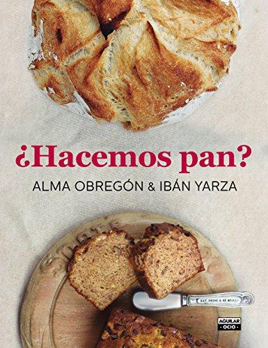 Portada del libro ¿Hacemos pan? de Alma Obregón