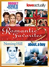 The Romantic Favorites Collection: (Bridget Jones - The Edge of Reason / About a Boy / Love Actually / Notting Hill)