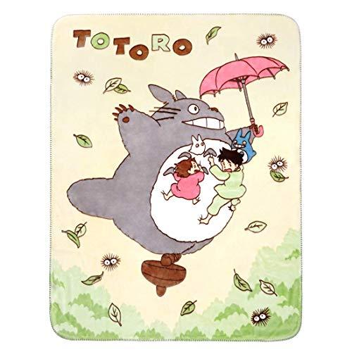 CoolChange Totoro große Kuscheldecke, 140x110cm