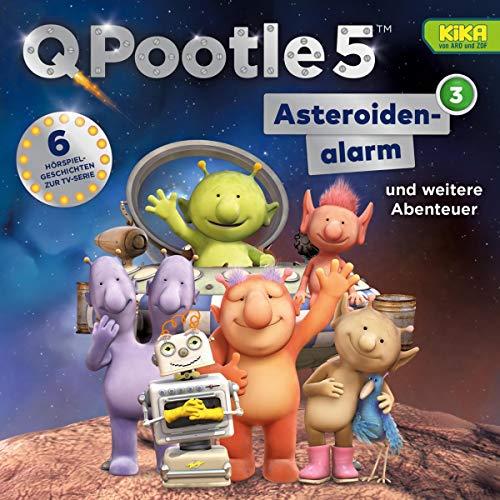 Asteroidenalarm und weitere Abenteuer Titelbild