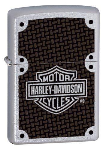 Zippo Zippo 1220084 Nr. 205 H-D Carbon Fibre