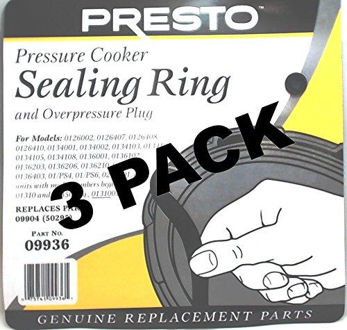 09936 Pressure Cooker Sealing Ring - 5