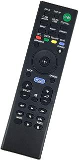 交換用リモコン ソニー HT-ST9 RMTAH240U 1-493-142-11 SA-WST9 HTXT2 HT-NT3 SAWNT3 サウンドバー サブウーファー ホームシアター オーディオシステム