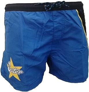 ba6157ecb46e PASSIONECALCIOSHOP Costume da Bagno Boxer Mare Piscina FC Internazionale  Inter Prodotto Ufficiale Bambino Ragazzo Pantaloncini Pantaloncino