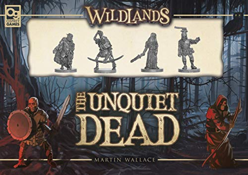 Wildlands: The Unquiet Dead (Wildlands)
