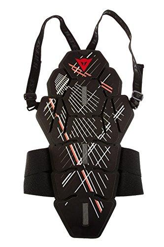 Dainese – Protecteur Dorsale pour Sports d'hiver (Doux), Noir (Black), XL