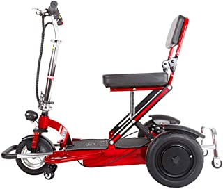 De peso ligero plegable sillas de ruedas eléctrica Silla de ruedas, silla de ruedas eléctrica plegable de peso ligero, compacto sillas de ruedas eléctricas, Carry portátil plegable motorizado Sillas d
