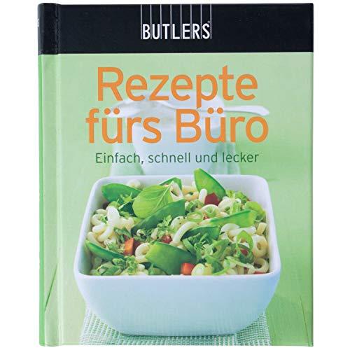 BUTLERS KOCHBUCH Mini Rezepte fürs Büro