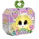 Worlds Apart Ltd. 635SEA Scruff-a-Luvs Blossom Bunnies Surtido-Rescue Pet Soft Toy-Limited Edition Rabbit (rosa, amarillo o verde)