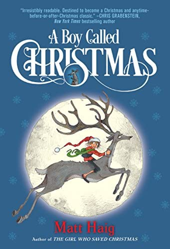 A Boy Called Christmas product image