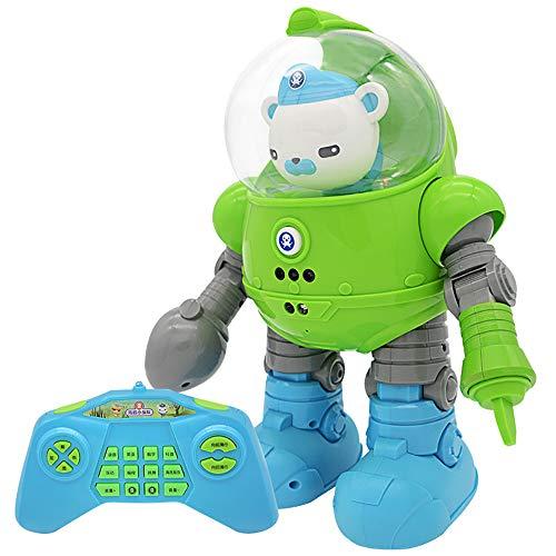 HLKYB Programable RC Robots para los niños, Remoto