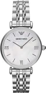 Women's AR1682 Retro Silver Watch