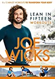 Joe wicks lean in fifteen workouts