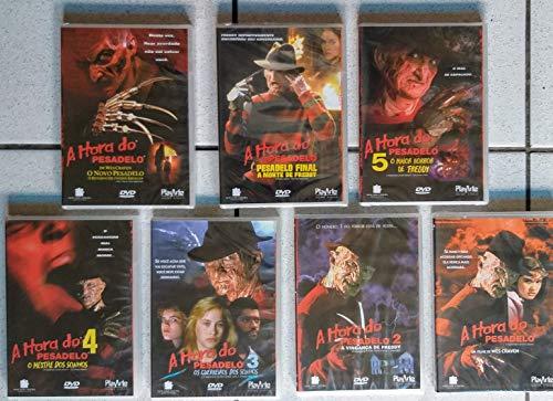 Coleção A Hora do Pesadelo - 7 Filmes