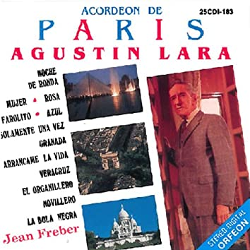 Acordeon de Paris