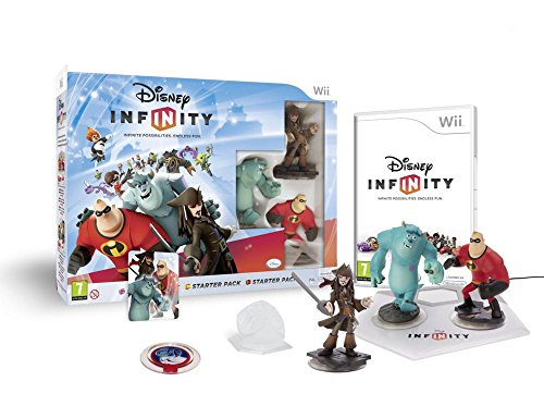 Disney Infinity - pack de démarrage [Edizione: Francia]