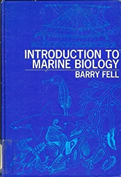 Introduction to marine biology 0060420340 Book Cover