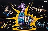 Fortnite Poster Loot Lama