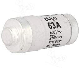 C08G10I gG 10A 400V BUSSMANN FUSE 10AMPS SIZE 8.5mm x 31.5mm QTY 1 FUSE