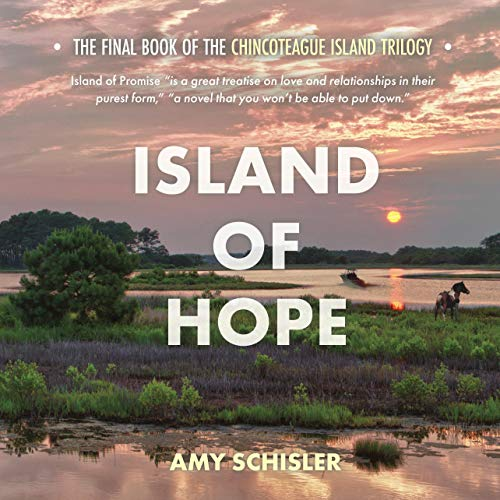 Island of Hope audiobook cover art
