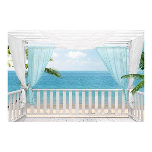 Vliestapete Holiday in Paradise Premium, HxB: 190cm x 288cm