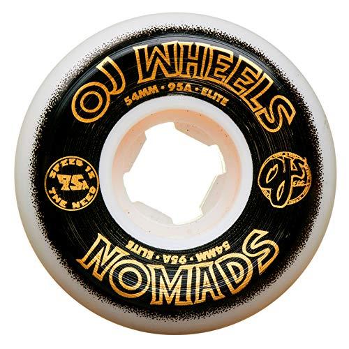 OJ Wheels Elite Nomads 95A 53mm