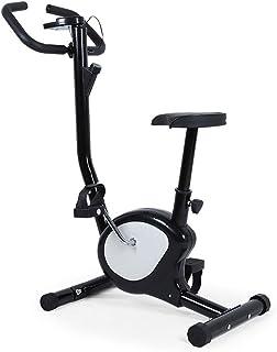 comprar comparacion YMXLXL F-Bike, Bicicleta EstáTica con Sensores De Pulso De Mano, con/Sin Respaldo, Plegable, Unisex