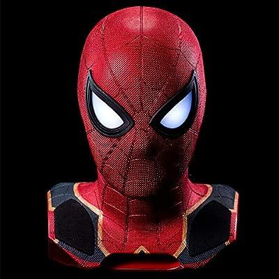 Camino International Ltd Avengers 3 Iron Spider-Man Mask Life-Size Bluetooth Speaker by Camino International Ltd