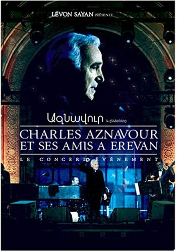 Charles Aznavour : En concert à Erevan