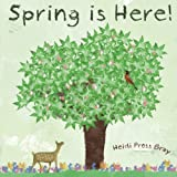 Spring is Here - books for spring