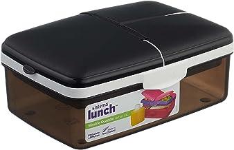 Sistema Quaddie Lunch Box, 1.5 liter - Multi Color