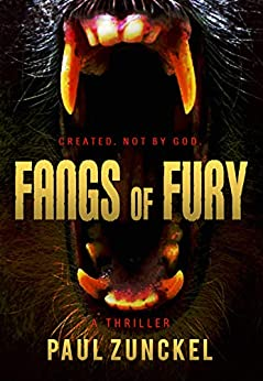 Fangs of Fury by [Paul Zunckel, Eeva Lancaster]