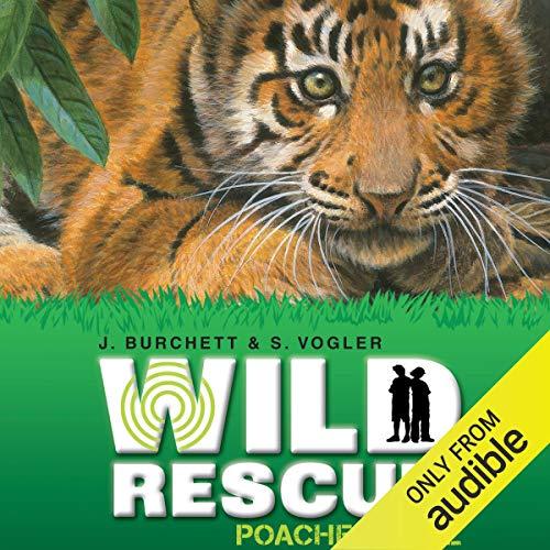 Wild Rescue: Poacher Peril copertina