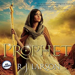 Prophet audiobook cover art