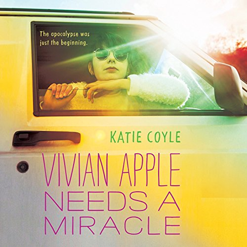 Vivian Apple Needs a Miracle audiobook cover art