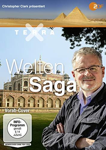 Terra X - Welten-Saga (2 DVDs)