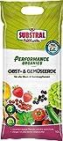 Substral Performance Organics Obst-& Gemüse Erde,...