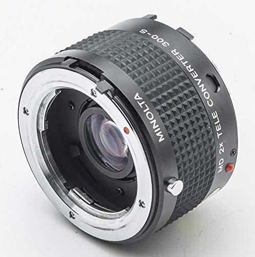 Minolta MD 2X Tele Converter 300-S Konverter