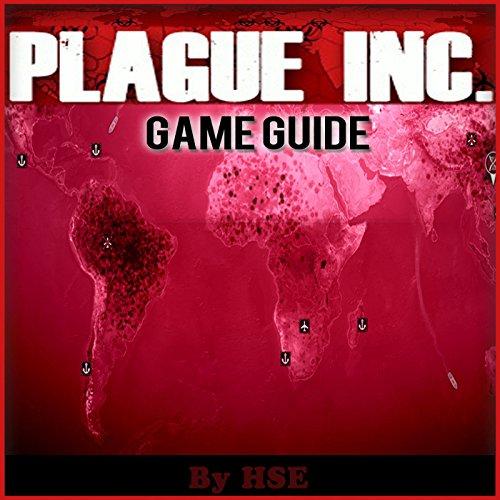 Plague Inc Gameguide audiobook cover art