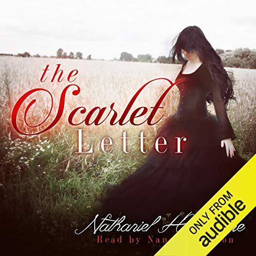 Page de couverture de The Scarlet Letter