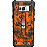 Limited Edition Customized Prints by Ego Tactical Over a UAG Urban Armor Gear Case for Samsung Galaxy S8 Plus/ S8+ (Larger 6.2') - Kryptek Octane Camouflage