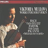 Solo Violin Works by Viktoria Mullova